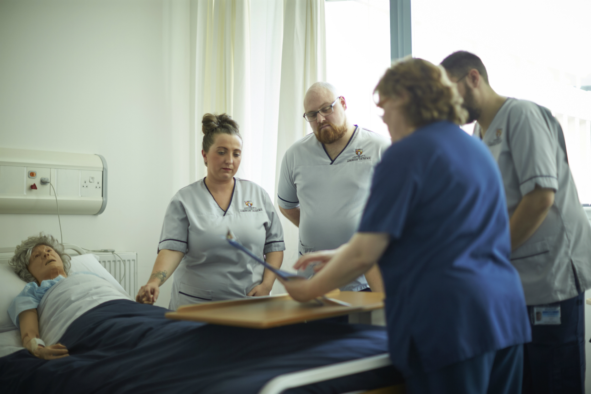 BLOG: Abertay and nursing