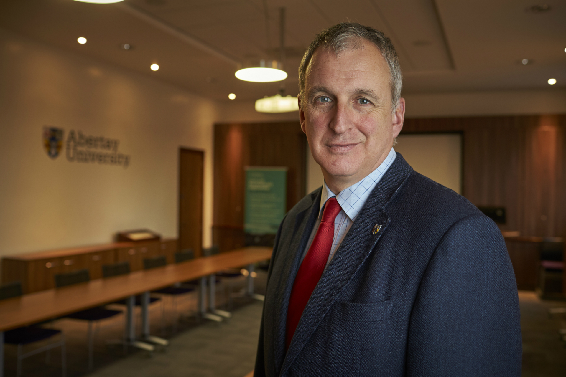 Abertay University Principal named RSE Fellow