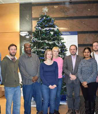 International Scientists Gather at Abertay