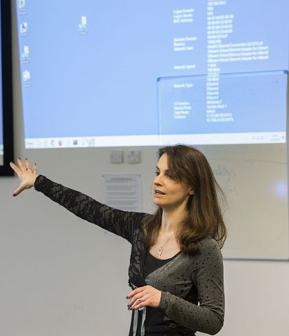 Christmas cyber security lecture coming to Abertay