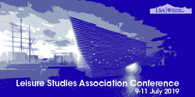 Leisure Studies Association Annual Conference 2019
