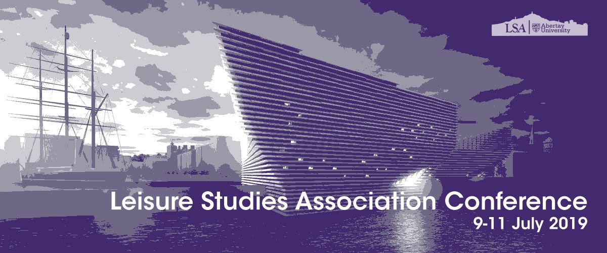LSA2019 Conference Banner