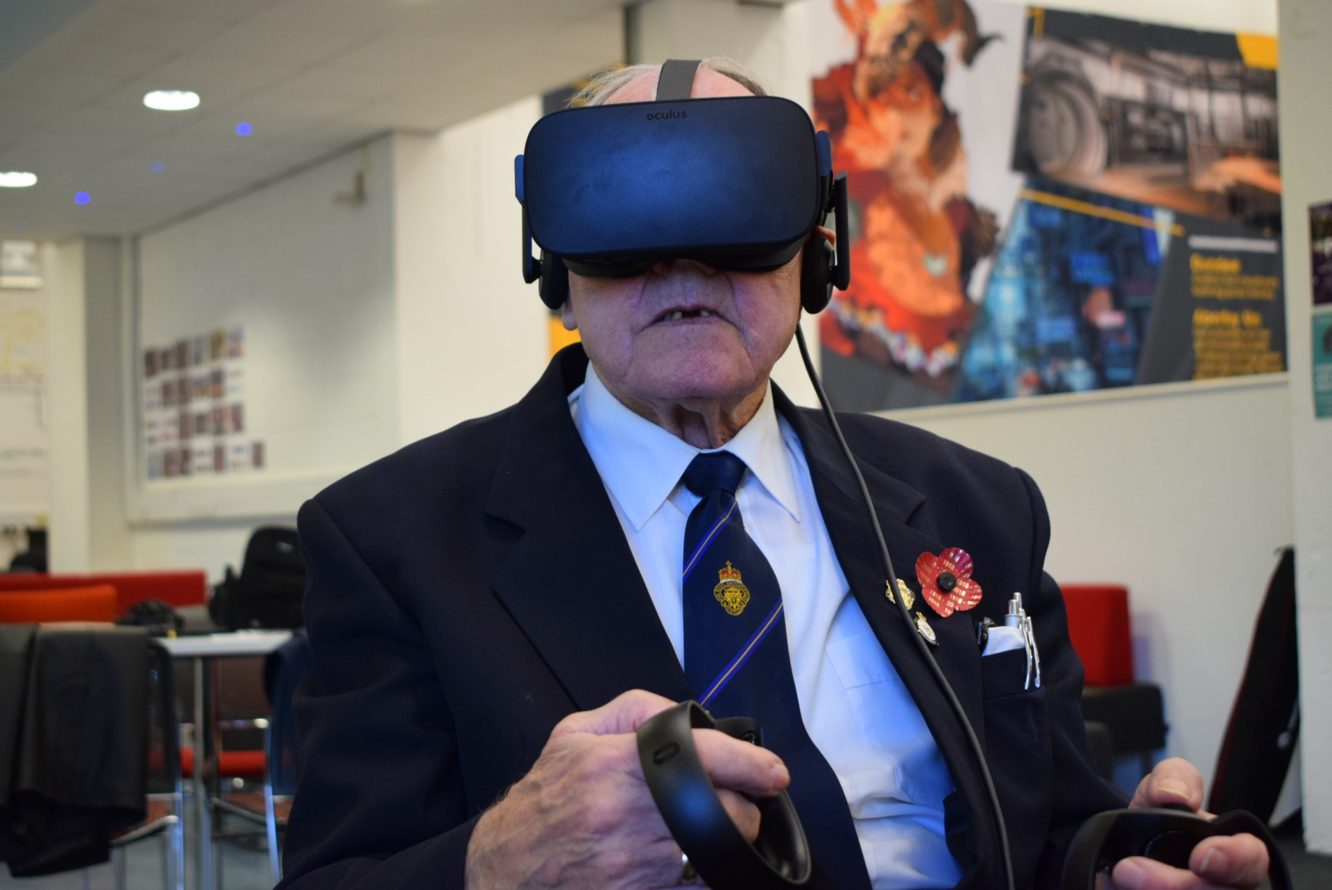 International award for Poppyscotland virtual reality project