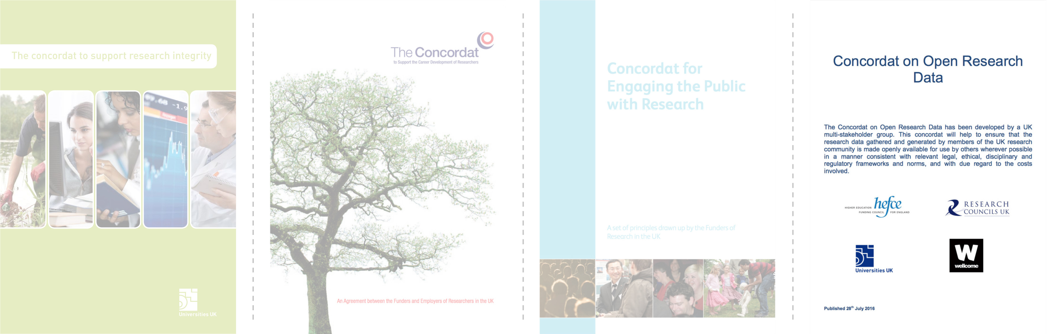 The Concordat to Support the Career Development of Researchers