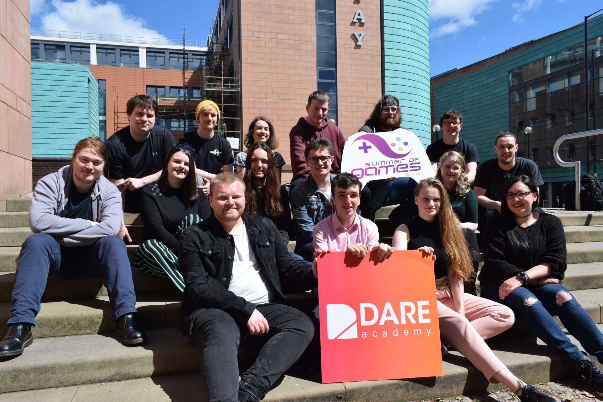 Dare Academy 'Class of 2019' revealed